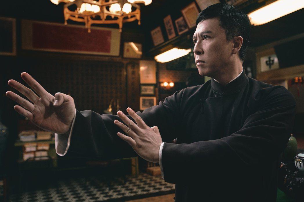 「葉問4:完結篇」在台首映晚場票房熱賣。圖/華映提供