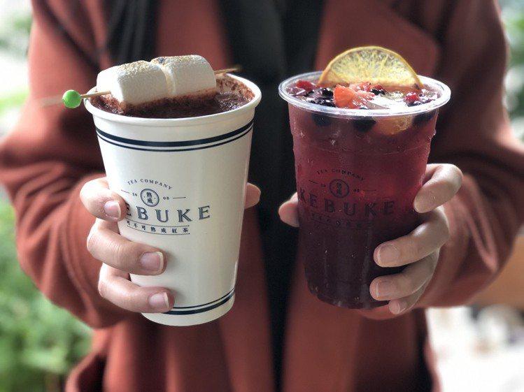 新品「莓果莓果」、「胭脂扣」12/21~12/31 於腦內啡限定發售,每杯售價1...