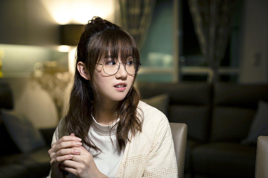 方志友飾演的「楊令悠」戀情終於開花。圖/TVBS提供