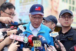 吳敦義透過新聞稿坦承提及「查某」失言並表達歉意