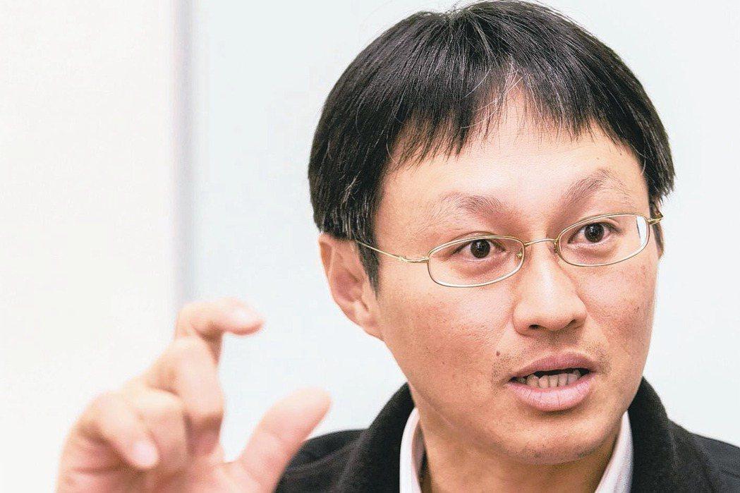 群聯董事長潘健成。 本報系資料庫