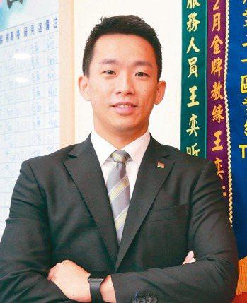 王奕昕(信義房屋永康信義店),33歲,入行7年 圖/信義房屋提供