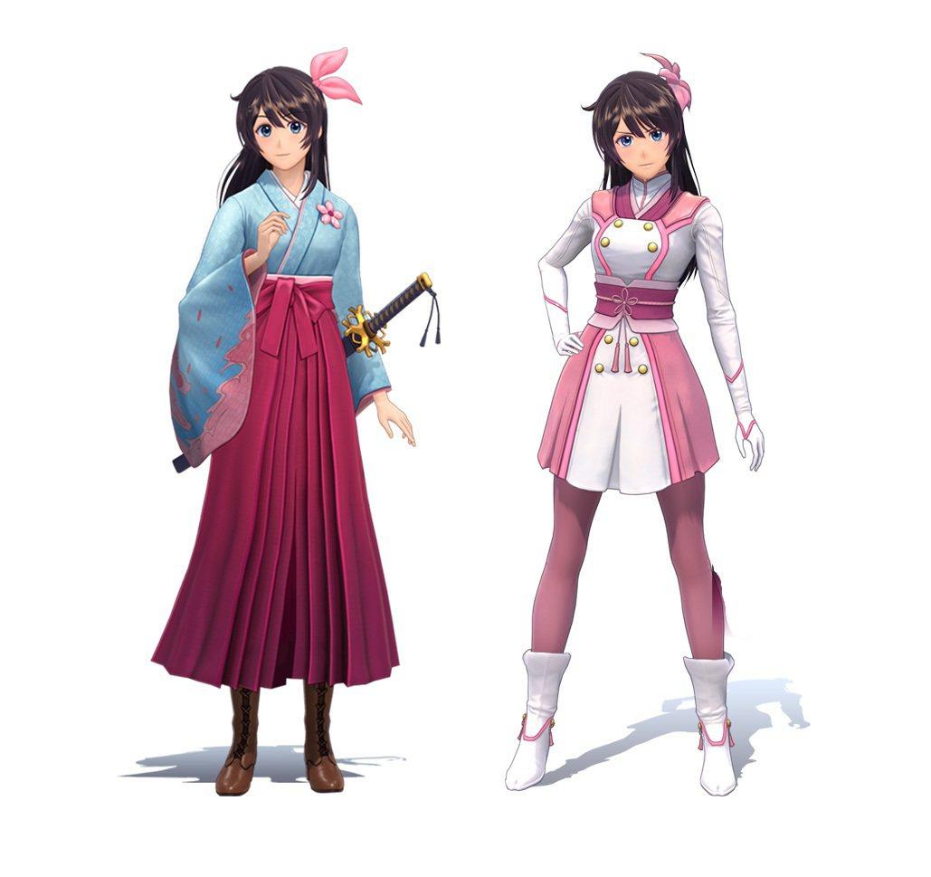 遊戲中的人物建模和表現其實不差,由久保帶人所設計出的各個女角們都很有魅力。