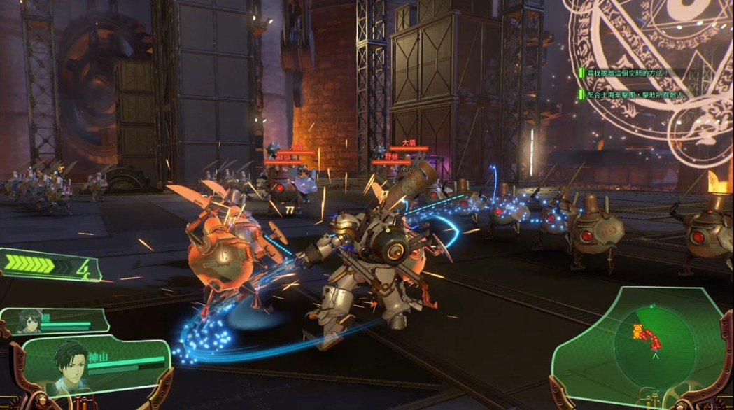 本作的戰鬥一改過往的戰棋式玩法,而是採用動作無雙類型的方式遊玩。