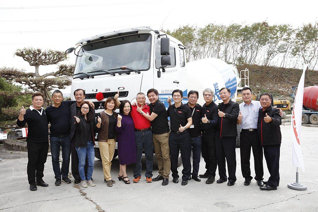 FUSO總代理「台灣戴姆勒亞洲商車股份有限公司」,成立不到三年就達到2萬台的里程...