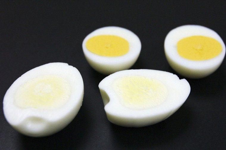 水煮蛋示意圖。圖/Getty Images