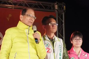 游錫堃:2020是台灣安全關鍵 中國滲透對台灣會客氣?
