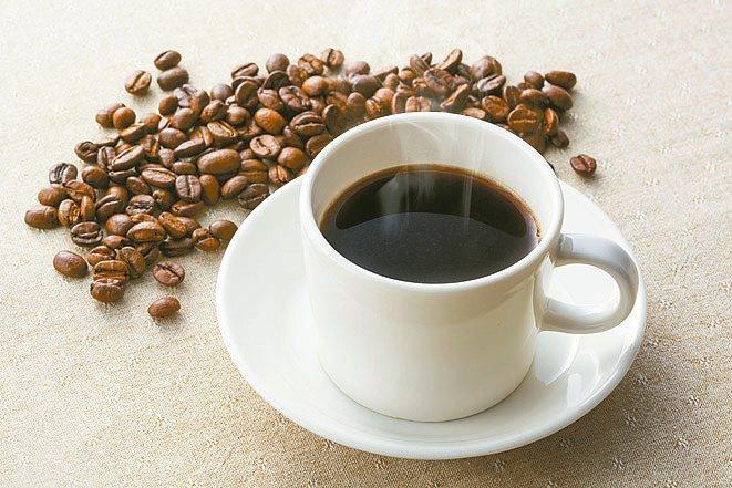 咖啡和茶防癌健腦圖╱123RF