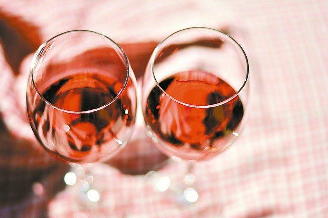葡萄酒。圖╱123RF