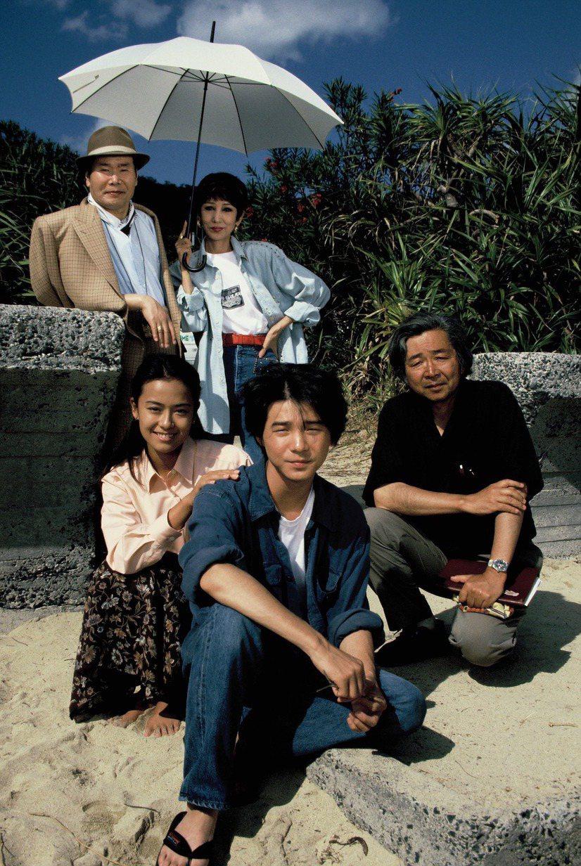 後藤久美子還是美少女時期曾參與「男人真命苦」系列影片演出。圖/摘自cinemac...