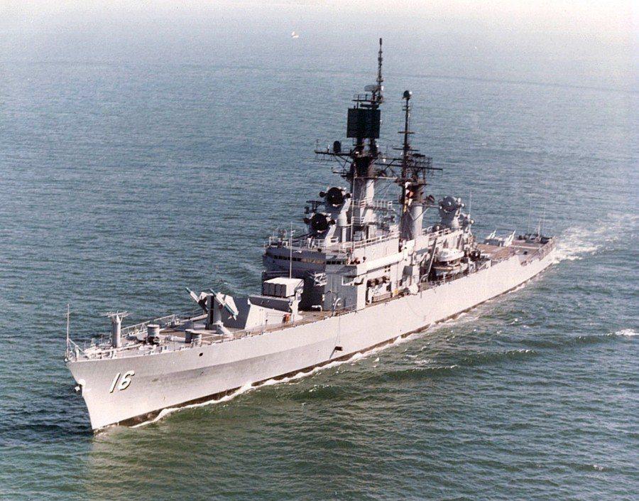 服役於1960~1990年代的美國海軍李海級艦,剛服役時稱為巡防艦,1975年後...