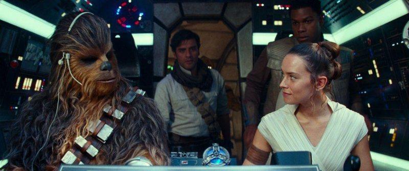 「STAR WARS:天行者的崛起」將是「星際大戰」系列後傳三部曲的完結篇。圖/迪士尼提供