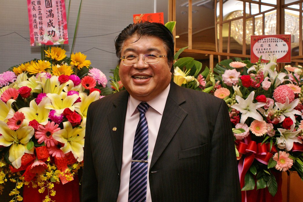 高雄市智慧農業協會協會成立,陳右直當選創會理事長。  吳青常/攝影