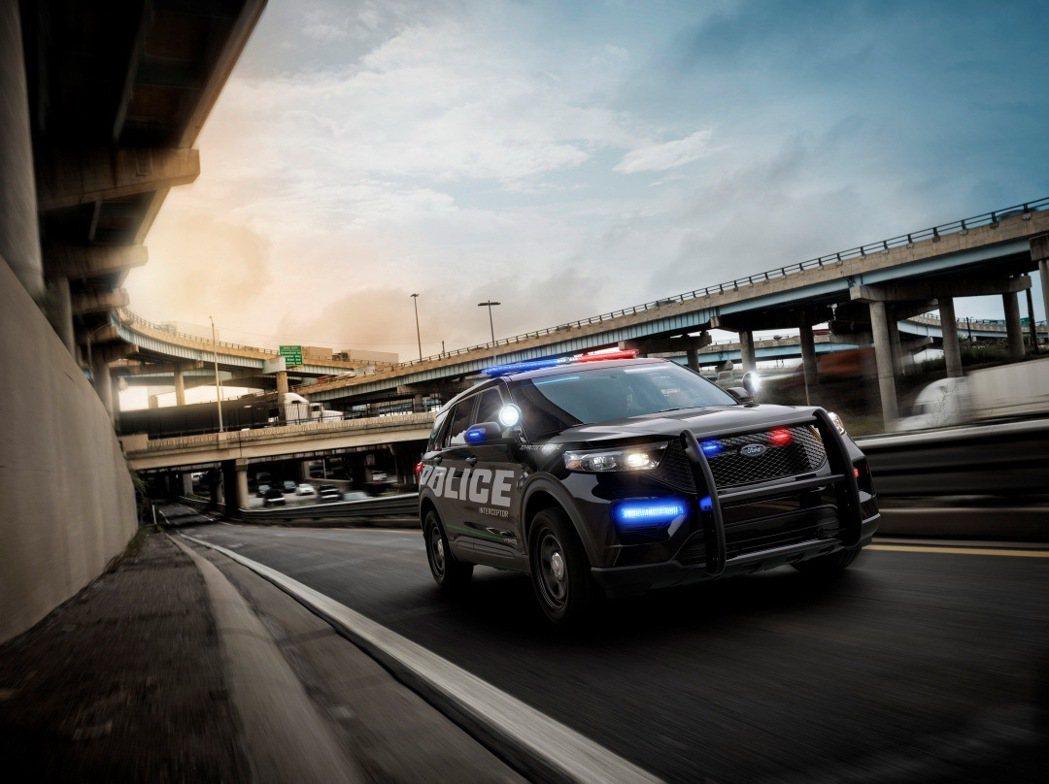 Ford Explorer Police Interceptor® Utilit...