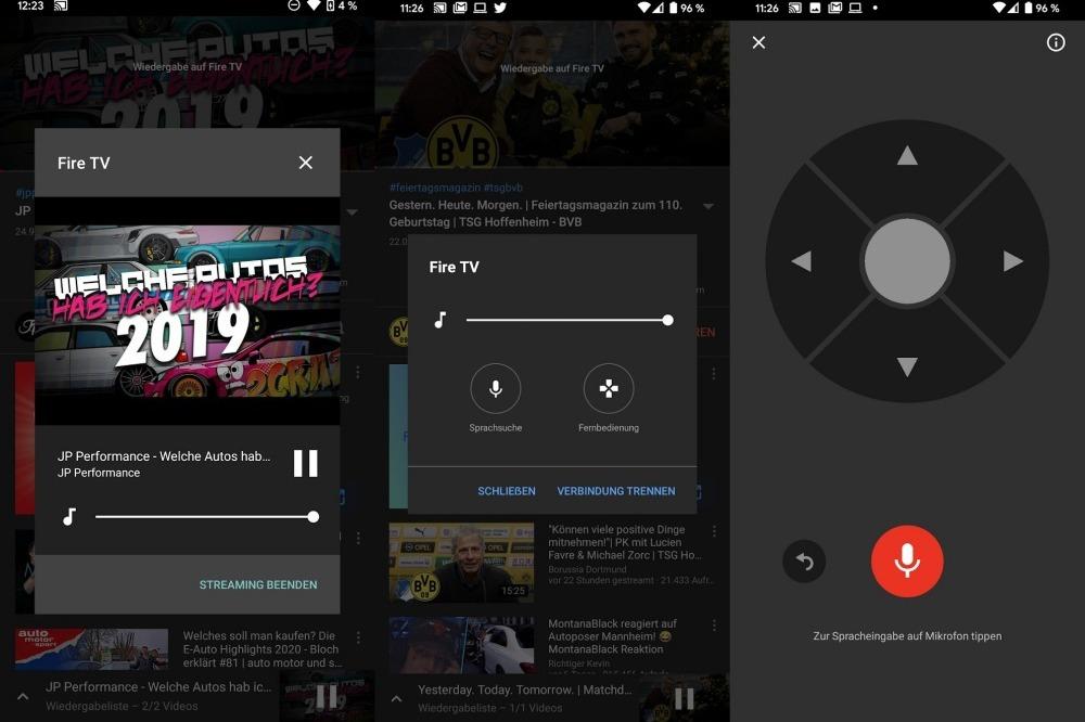 新版YouTube app將加入虛擬遙控器、支援數位助理聲控操作