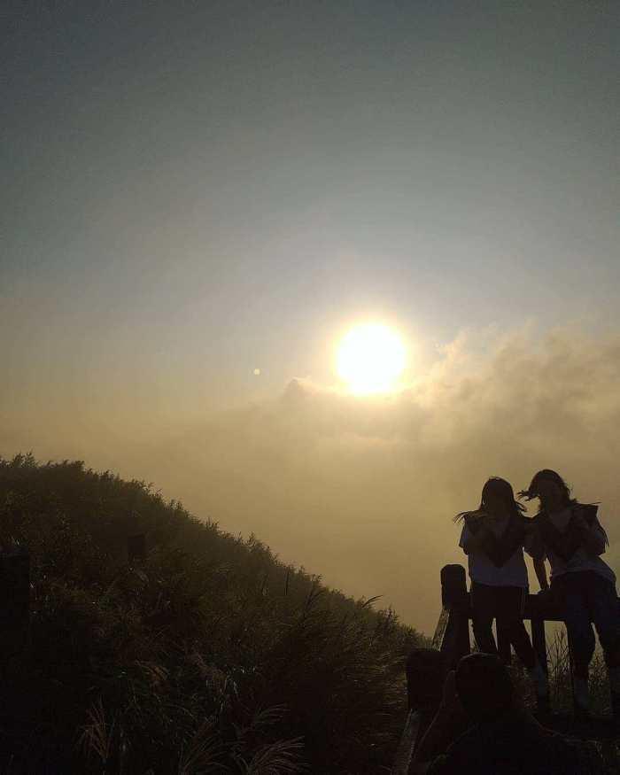 台北-陽明山。 圖/IG, tqcrg_fifa