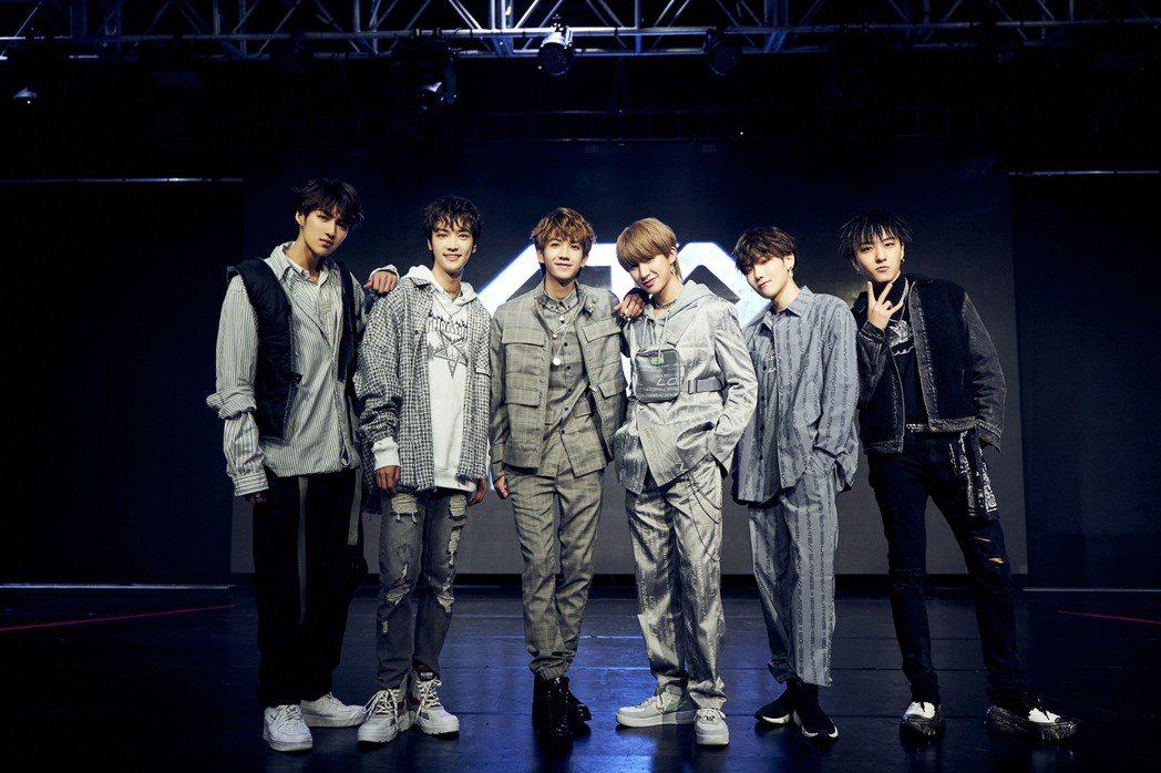 男團「C.T.O」舉辦同樂會。圖/創造力娛樂提供