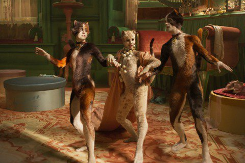 「王者之聲」奧斯卡金像獎最佳導演湯姆霍伯將安德魯洛伊韋伯打破各項銷售紀錄的音樂劇拍成一部適合闔家觀賞,既好玩又有趣又感人的音樂劇。「貓」由詹姆斯柯登飾演巴斯特佛瓊斯、朱蒂丹契飾演老杜特朗諾米、A咖傑...