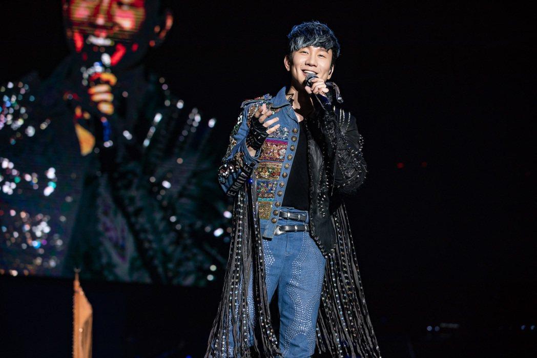 林俊傑日前成功完成新加坡演唱會。圖/JFJ Productions提供
