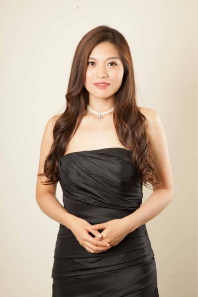旅居義大利聲樂女高音鄭思筠27日在台大雅頌坊舉辦獨唱會,跟家鄉的朋友分享聲樂的美好。 圖/鄭思筠提供