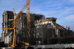 中央社評選國際10大新聞 巴黎聖母院大火居首