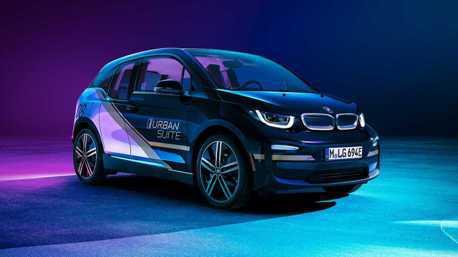 BMW移動式精品客房CES展開幕! BMW i3 Urban Suite Concept曝光