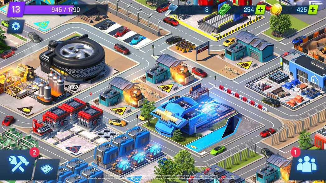 《Overdrive City 極速之城》的特色不僅限於改裝和賽車,該遊戲還將使...