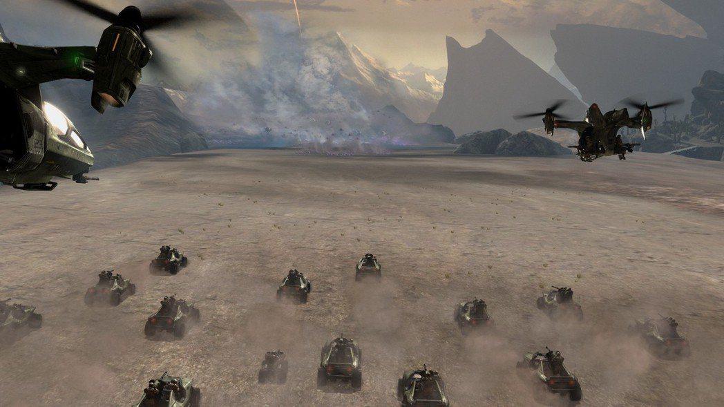 人類與星盟展開大規模的交戰