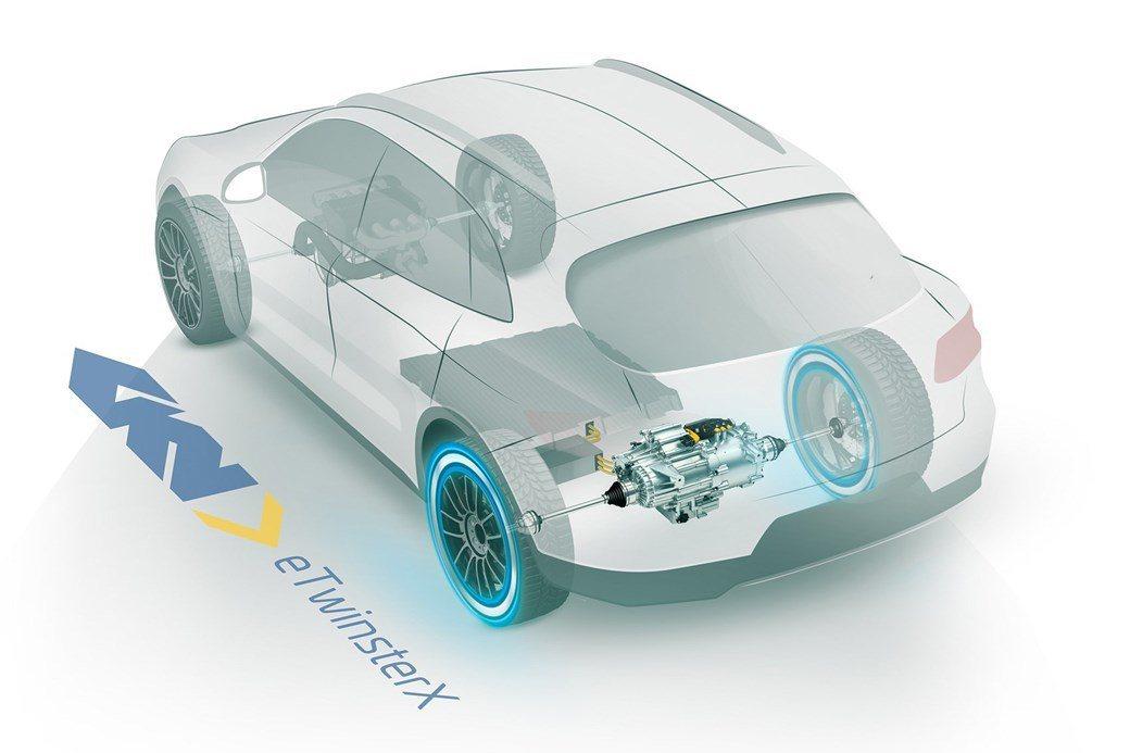 下一代Focus RS將搭載GKN Automotive開發eTwinster系...