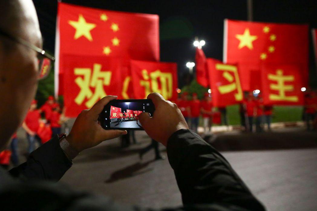 把政治問題當作經濟問題來治理,是中共當局目前因應空前危機最大的盲點。 圖/法新社