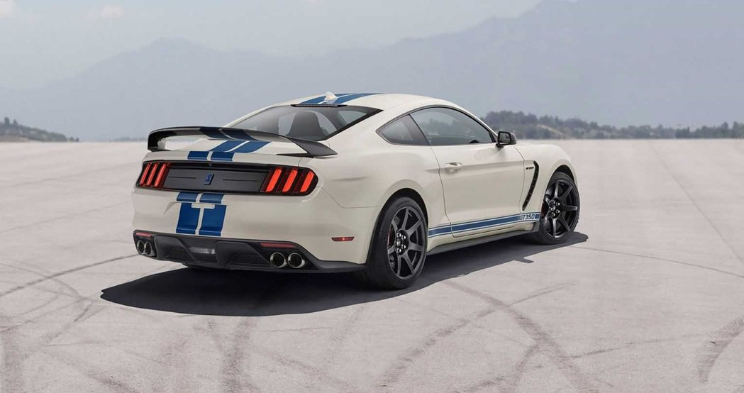 Ford Shelby GT350/350R Heritage Edition。...