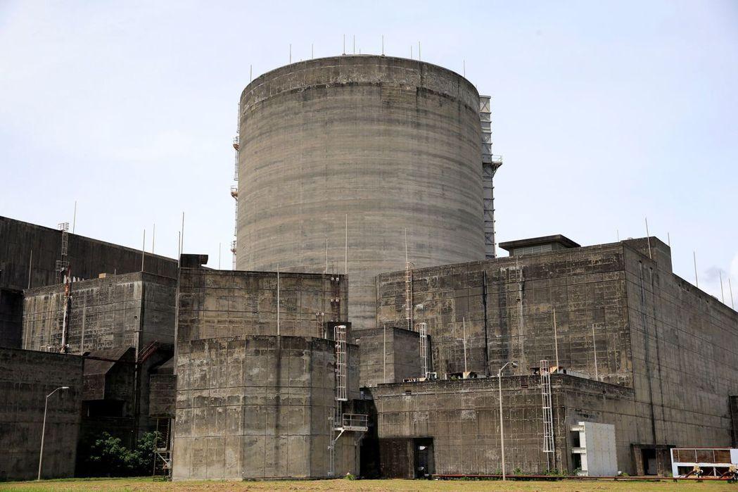 菲律賓位於巴丹半島未曾運轉的核電廠。路透