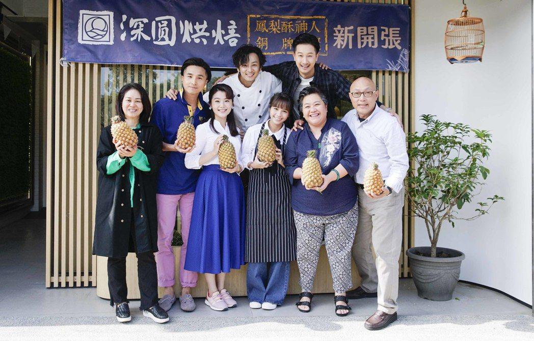 「我的婆婆怎麼那麼可愛」在台南取景。圖/公視提供