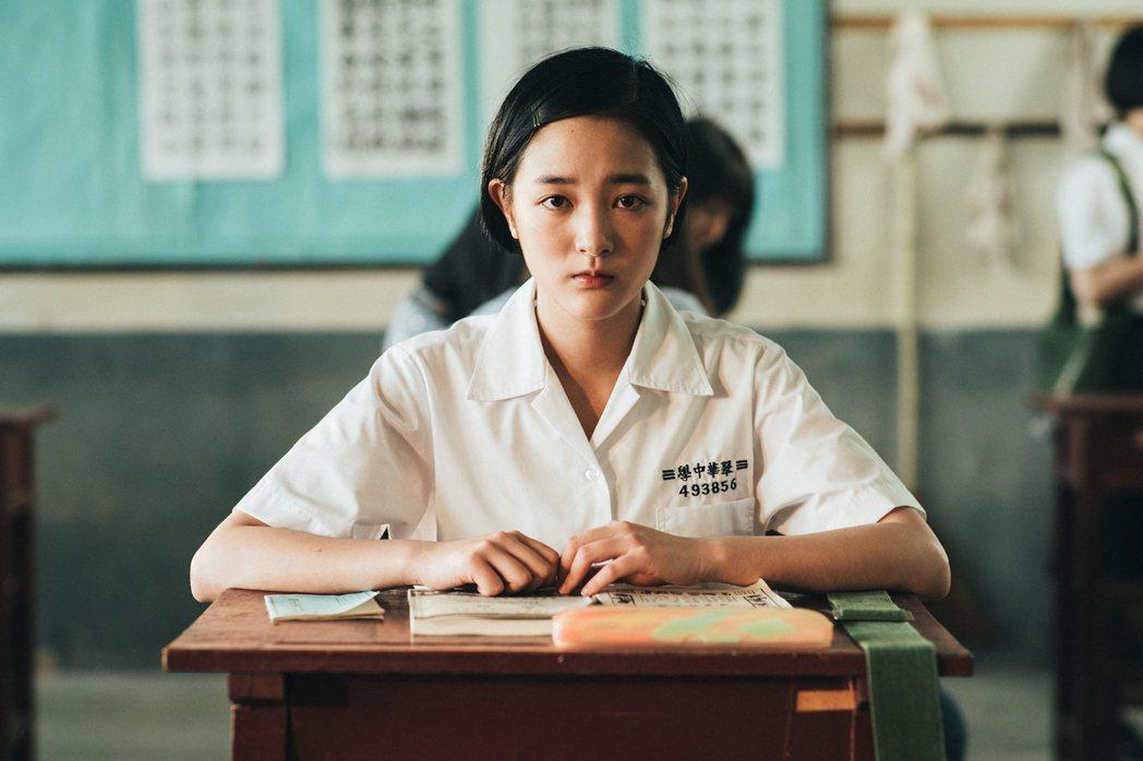 王淨主演賣座電影「返校」將在大年初一首映。圖/緯來電影台提供