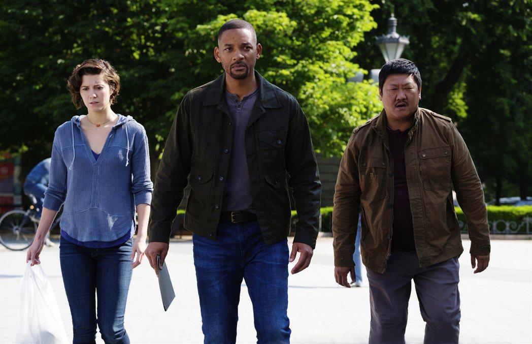 李安「雙子殺手」在賣座與評論皆失利。圖/摘自imdb