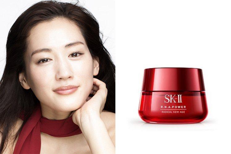 SK-II R.N.A. 超肌能緊緻活膚霜/50g/3,480元。圖/摘自官網