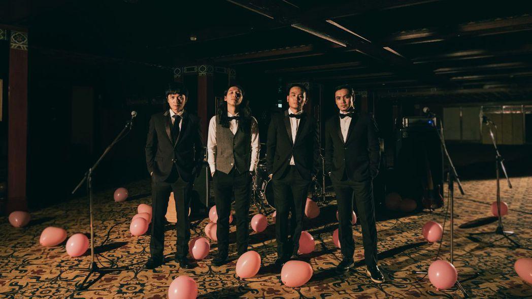滅火器推出新歌「十二月的妳」。圖/火氣音樂提供