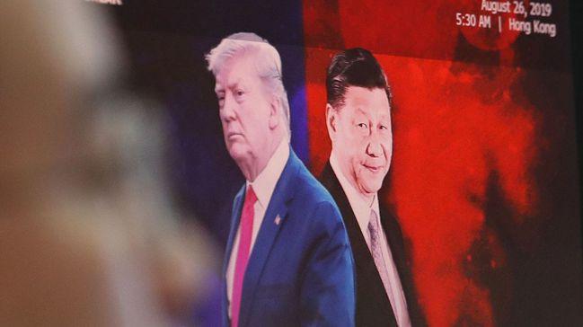 美國與中國大陸敲定第一階段貿易協議文本的發展,只化解了短期疑慮,沒解決長期對抗的...