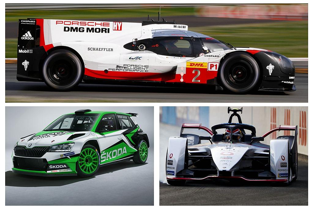 【2020台北車展】不只看新車,WRC、WEC以及Formula E賽車全都有!