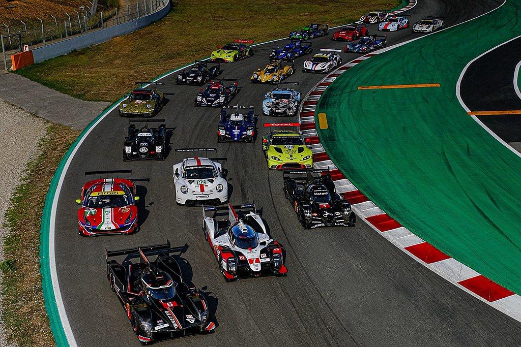 WEC世界耐力錦標賽中最知名的就是24 Hours of Le Mans利曼24...