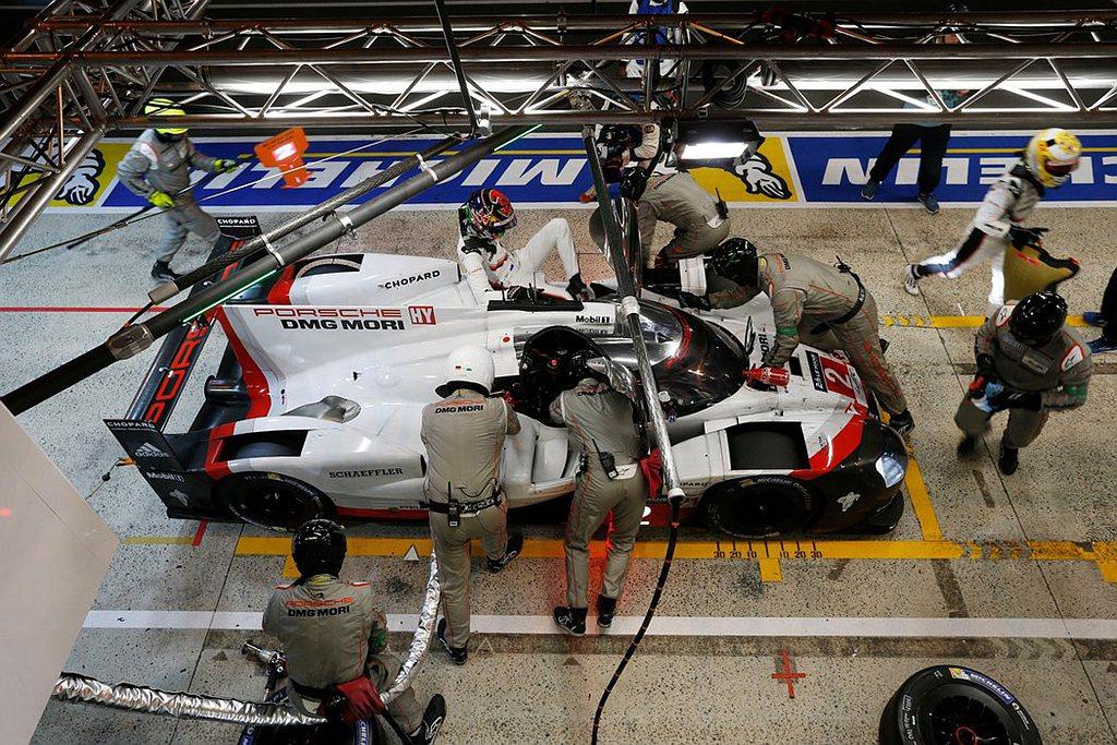 2017年贏得冠軍Porsche 919 Hybrid賽車,也將現身2020台北...