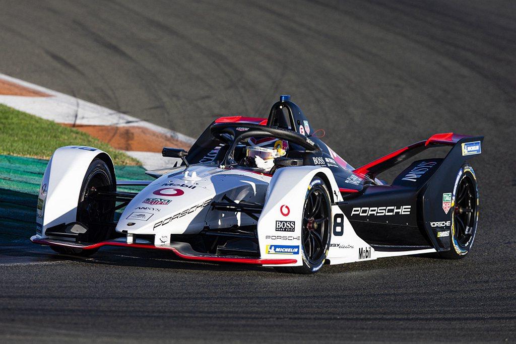 Porsche 99X Electric賽車將以現役身份登上2020台北車展,可...