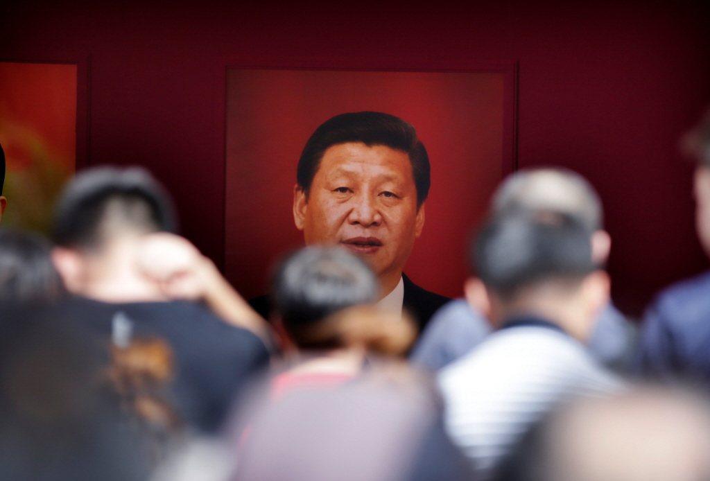 鄭也夫去年也曾重磅批評中共,「這個黨給中國人民帶來太多的災難」。 圖/路透社