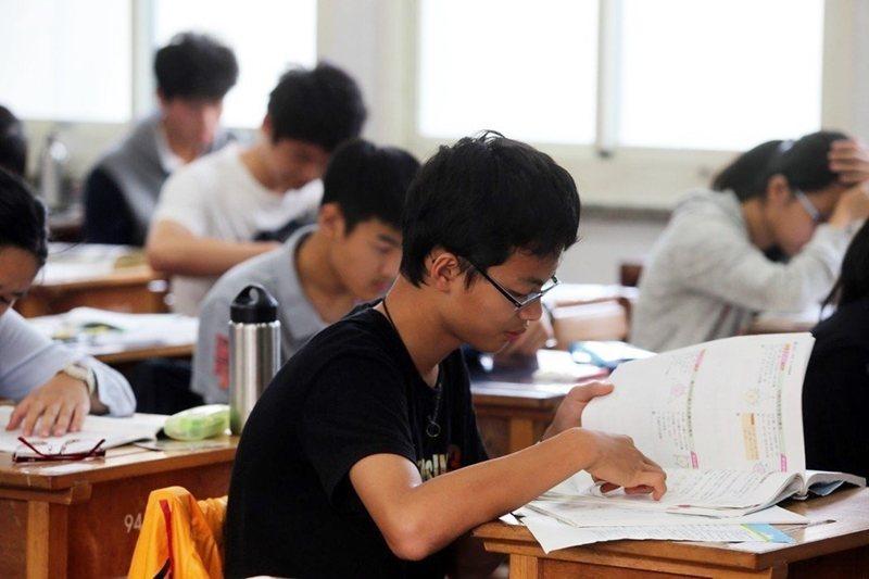 教育部推行的108課綱,已於今年8月正式實施上路。 圖/聯合報系資料照