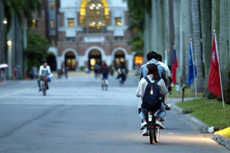 對大學端來說,重視的是這四項基本能力——閱讀習慣、寫作、口語表達,研究能力。 圖/聯合報系資料照
