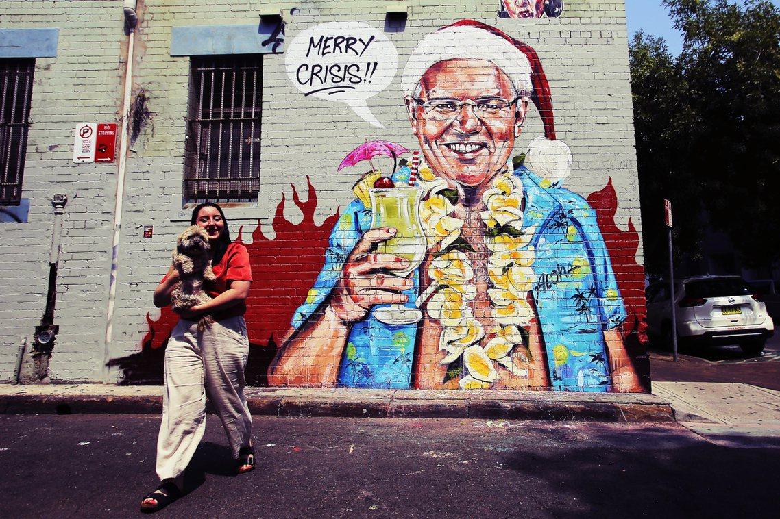 在歐德懷爾與基頓殉職之後,澳洲輿論的怒火也一把燒到日前在「第25屆聯合國氣候變化...