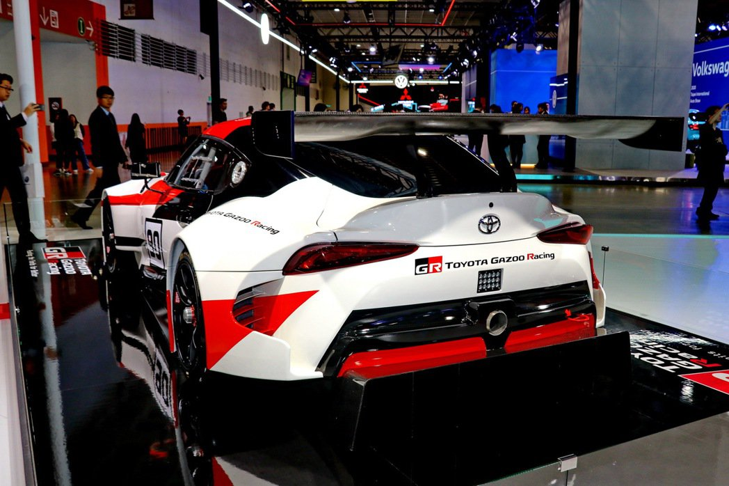 TOYOTA GR Supra Racing Concept是TOYOTA賽車品...