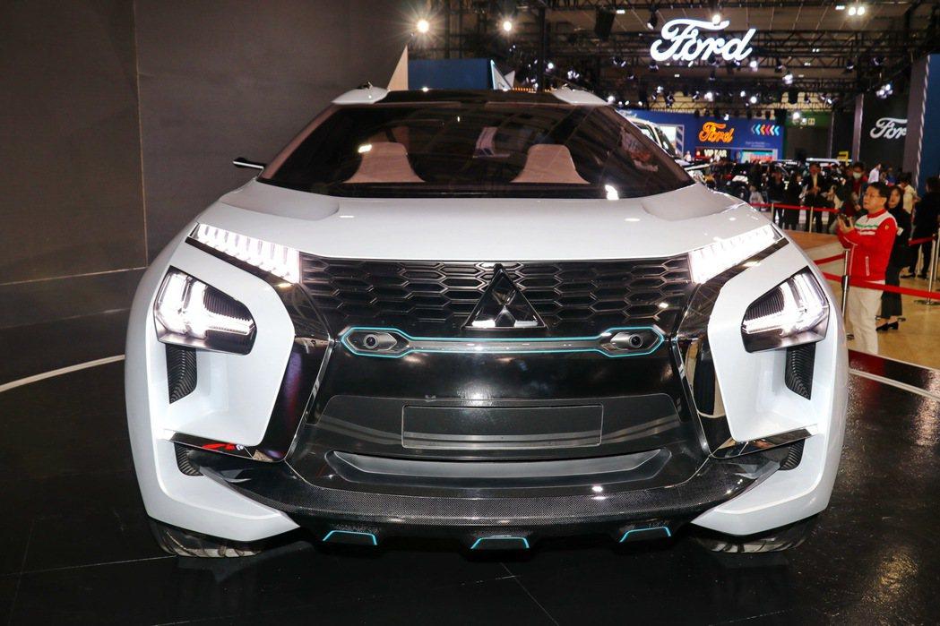 MITSUBISHI e-EVOLUTION Concept將是品牌未來在電動車...