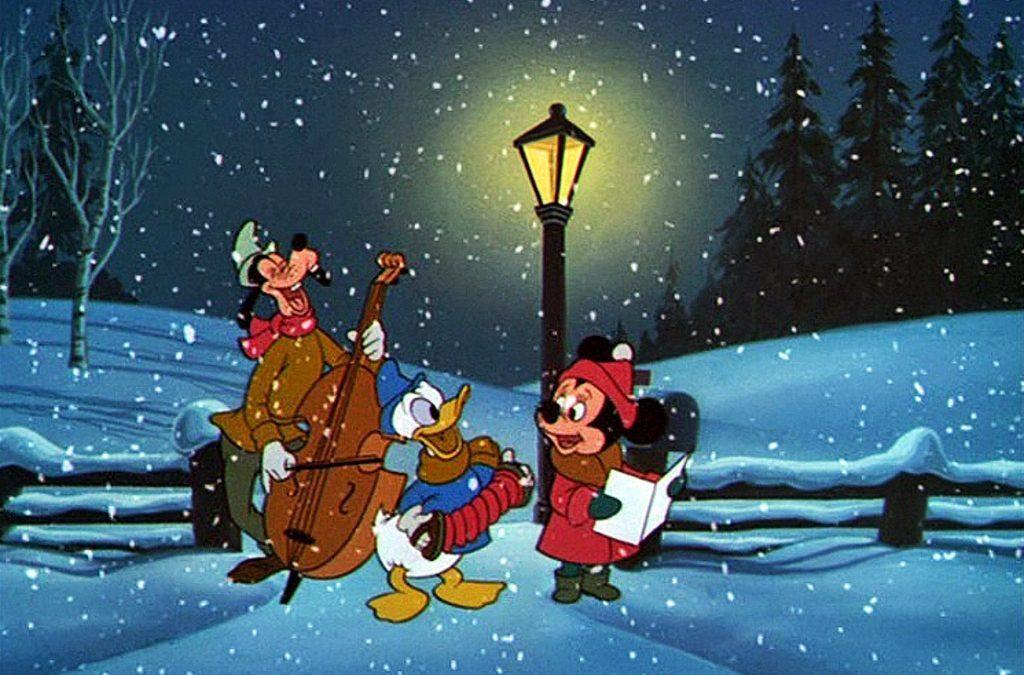 瑞典人每年耶誕都要看迪士尼的卡通短片特別節目。圖/摘自kalleanka