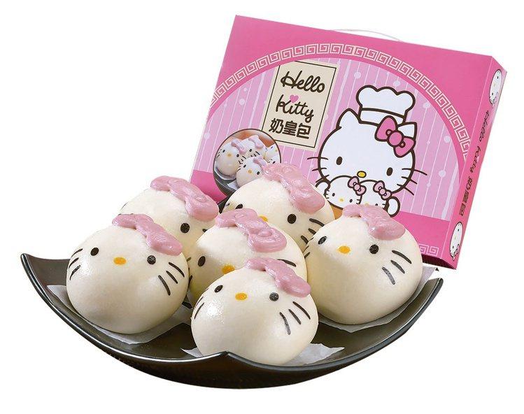 Hello Kitty奶皇造型包,售價360元,7-ELEVEN生活美食誌即日起...